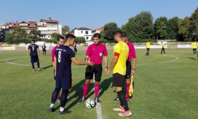 Οι διαιτητές της Β' Εθνικής: Ο Γιουματζίδης από την Πέλλα το Σπάρτη - Τρίκαλα... 20