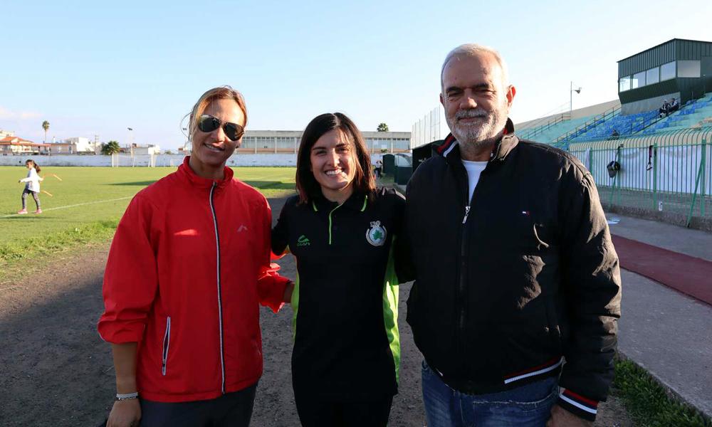 Συνεχίζεται η προετοιμασία των αθλητών του Μεσσηνιακού από τη Μεσσήνη και τη γύρο περιοχή.