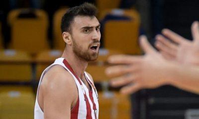 Ολυμπιακός: Το πρώτο τρίποντο του Μιλουτίνοβ στη EuroLeague! (VIDEO) 8