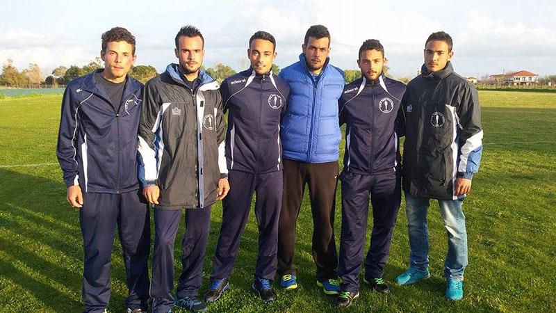 Τα πέντε αδέλφια συμπαίκτες και ο 6ος αδελφός τους, ο… πρόεδρος της Νίκης Τραγανού!