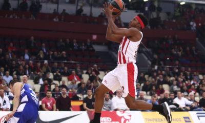 Ολυμπιακός - Μπουντούτσνοστ 92-70: highlights (video) 12