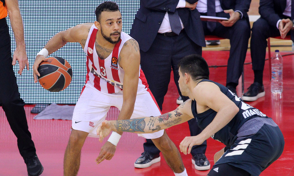 Ολυμπιακός-Μπούντουτσνοστ 92-70: «Ψυλλιασμένος» και με σούπερ ΛεΝτέι!