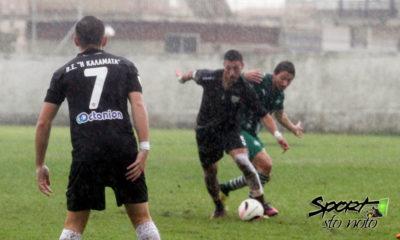 To Πάμισος - Καλαμάτα 0-0 που διακόπηκε (video) 12