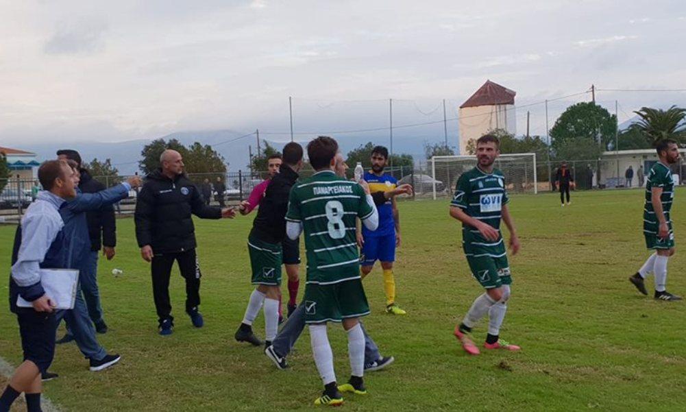 """""""Πάγωσε"""" τον όμιλο ο Παναργειακός, με την μεγάλη του νίκη(0-2) στην Ερμιονίδα! (photo)"""