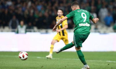 Παναθηναϊκός - ΑΕΚ 0-0: Στιγμιότυπα (video) 12