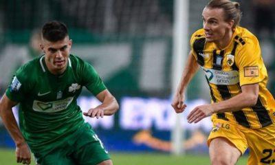 """Παναθηναϊκός - ΑΕΚ 0-0: Καλύτεροι οι """"πράσινοι"""" στη """"λευκή"""" ισοπαλία (+videos) 9"""