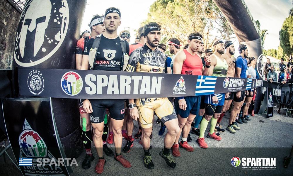 """Spartan Race: 3000 """"Σπαρτιάτες"""" από 56 χώρες αγωνιστήκαν στη Σπάρτη"""