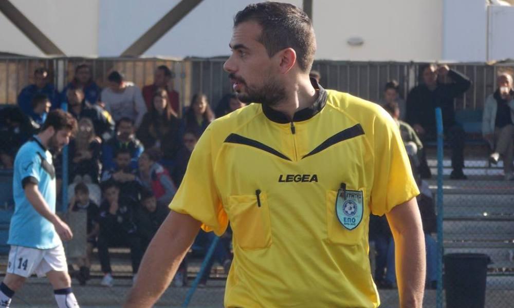 Ο Πέτρος Τσαγκαράκης στο ΑΕ Σπάρτη – Βόλος