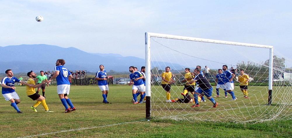 Εύκολα ο Αστέρας, 3-0 το Γαρδίκι στο Αρφαρά!
