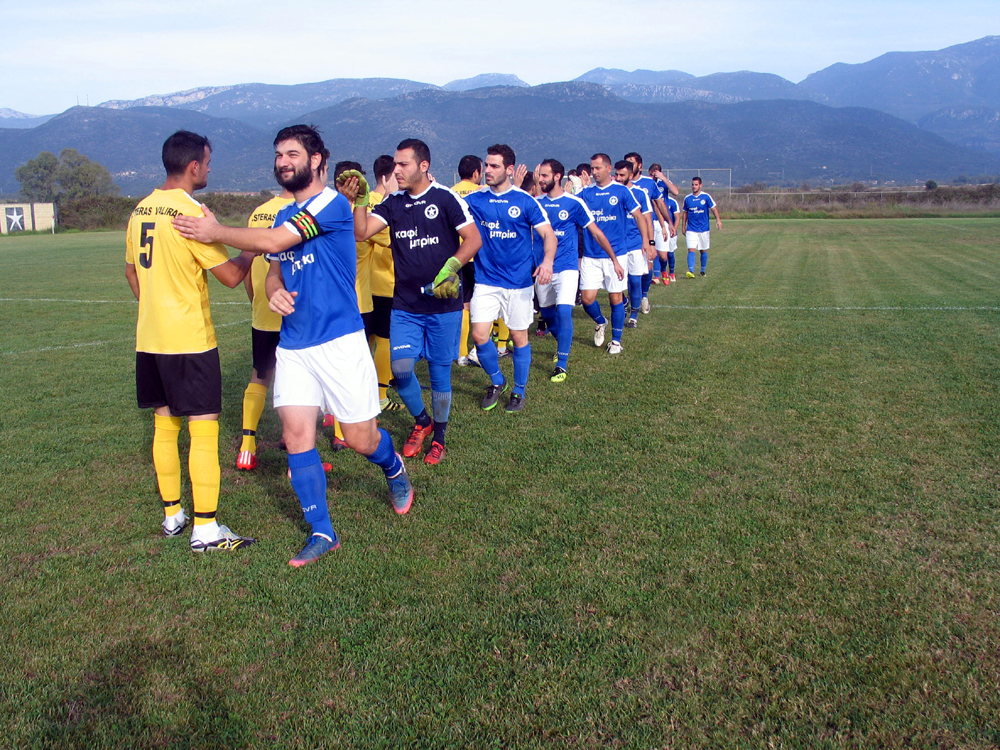 Πως ο Αστέρας Αρφαρών νίκησε (0-1) τον Μεσσηνιακό, στην Καλαμάτα!