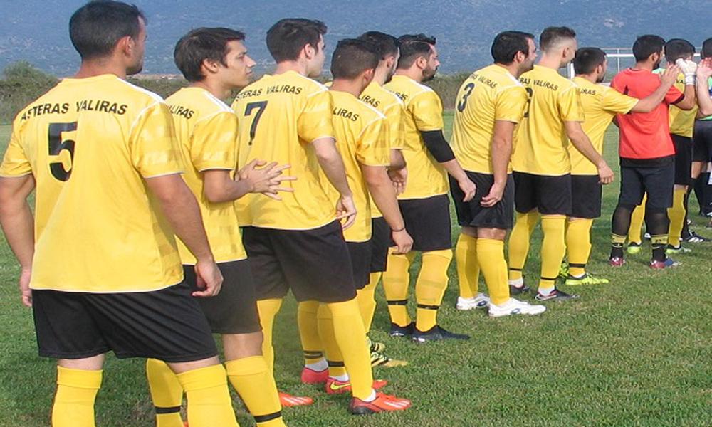 """Ο Αστέρας Βαλύρας στο """"ΚΤΕΛ"""" 4-0 τον Άρι Καλαμάτας! (photos)"""