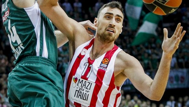 Ζάλγκιρις Κάουνας – Ολυμπιακός 83-75: Διπρόσωπος και ηττημένος