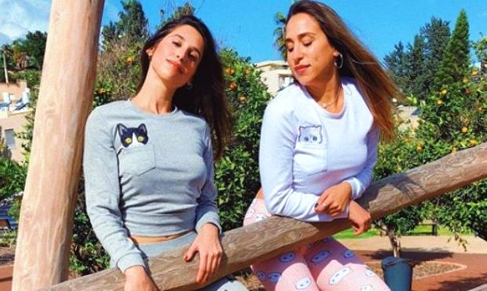 Οι πανέμορφες κόρες του Ντέιβιντ Μπλατ ήταν χθες στο ΣΕΦ (photos)