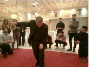 Πιο δυνατός ο Πάμισος από τον χορό του! (photos)