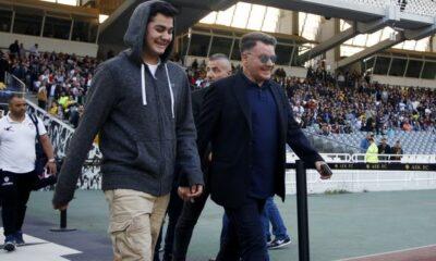 """ΠΑΕ Λάρισα: """"Αλβανοί κακοποιοί εκβιάζουν τον Κούγια με τη ζωή του γιου του"""" 10"""