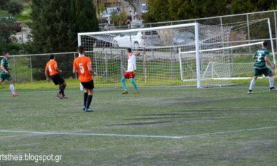 Στο ρελαντί 0-4 ο Παναργειακός την Εικοσιμία, 0-3 το σκορ από το... 9o λεπτό! (photos) 8