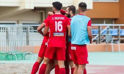Πλατανιάς - Ηρόδοτος 5-1: Πεντάρα με μπαλάρα για την ομάδα των Χανίων 22