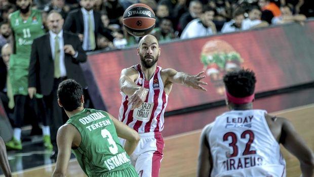 EuroLeague 2018/19: Η κατάταξη, μετά την τεράστια γκέλα του Ολυμπιακού…