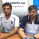 Τι δήλωσαν Τσερνίσοφ και Χαραλαμπίδης, στα Σπάτα (video) 9