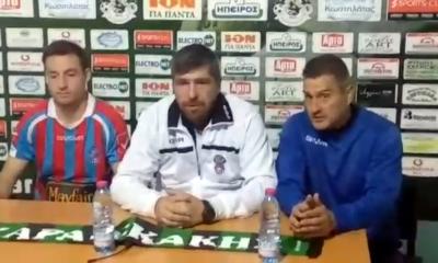 """Τσερνίσοφ: """"Χαρούμενοι από το αποτέλεσμα..."""" (+video) 8"""