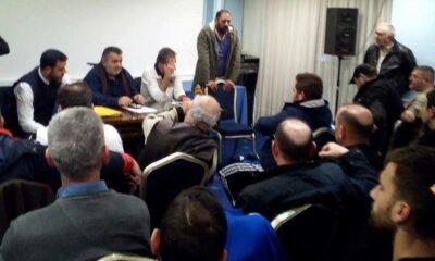 Έκτακτη Γενική Συνέλευση την Τετάρτη η Χαλκίδα... 7
