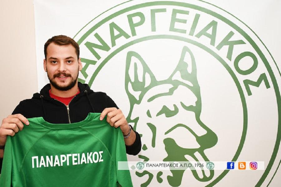 Τέλος ο Γεωργιόπουλος από τον Παναργειακό, πάει Διαβολίτσι…