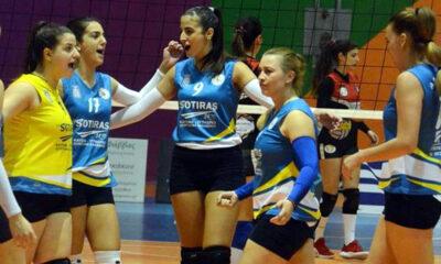Β' Εθνική Βόλεϊ Γυναικών: Με ανατροπή ο Ακρίτας 3-2 σετ την Παναχαϊκή 2014 8