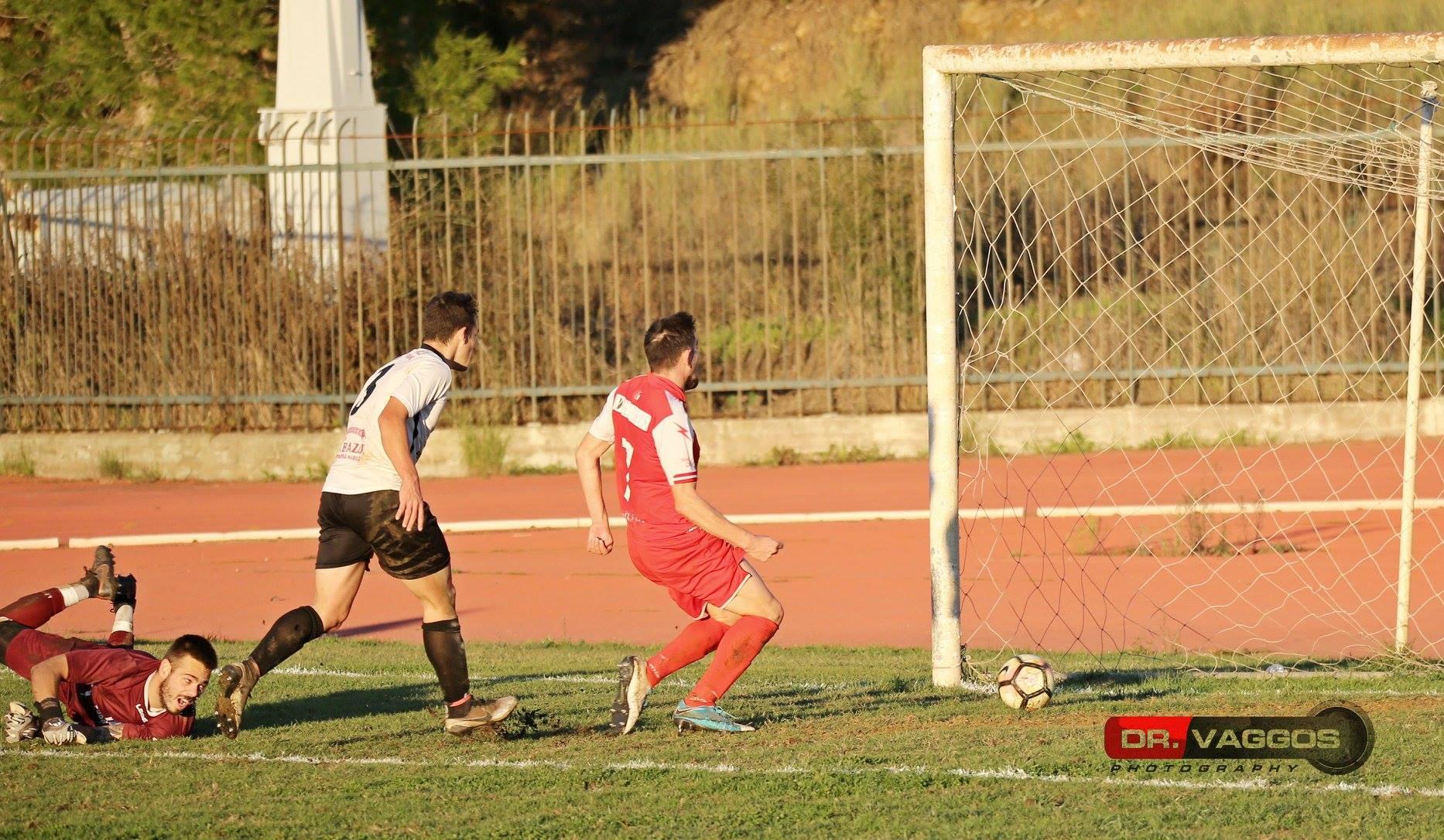Κύπελλο Ηλείας: H νίκη-πρόκριση (0-1) του Πανηλειακού επί του Αστέρα Αμαλιάδας!