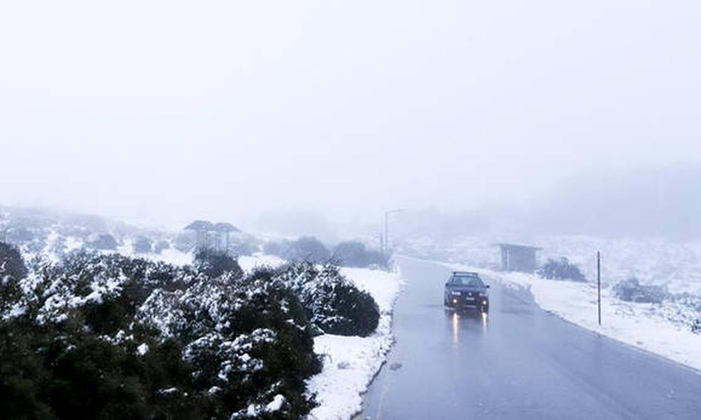 Καιρός – «Ραφαήλ»: Έτσι θα σκεπάσει το πολικό ψύχος τη χώρα – Χιόνια και στην Αττική (ΧΑΡΤΕΣ)