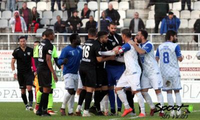 Γλύτωσε την έδρα η Μαύρη Θύελλα, 5 αγωνιστικές Βοσκόπουλος, 3 Πινδώνης - Οι ποινές σε όλη τη Γ' Εθνική... 14
