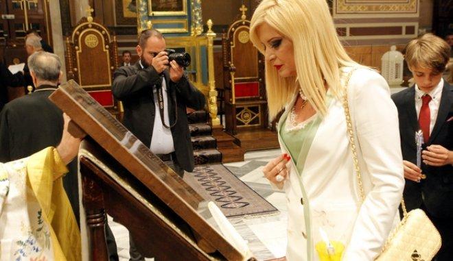 Υποψήφια δήμαρχος Αμαρουσίου η Μαρίνα Πατούλη – Δεν υπάρχει σωτηρία…