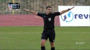 """Πολολός: """"Ο διαιτητής μετά τον αγώνα με τον Πλατανιά μας ζήτησε συγνώμη…"""" (photo)"""