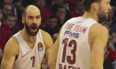 EuroLeague 2018/19: Η κατάταξη μετά το πρώτο μισό της 12ης αγωνιστικής 20