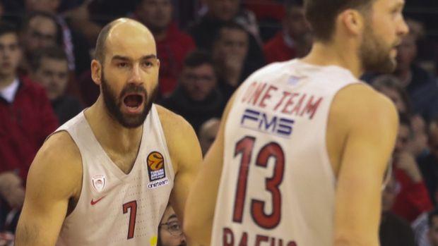 EuroLeague 2018/19: Η κατάταξη μετά το πρώτο μισό της 12ης αγωνιστικής