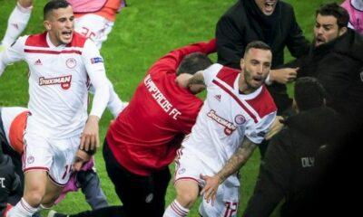 """Ολυμπιακός: Οι πιθανοί αντίπαλοι στους """"32"""" του Europa League 8"""