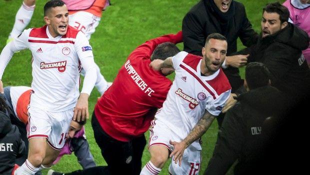 """Ολυμπιακός: Οι πιθανοί αντίπαλοι στους """"32"""" του Europa League"""