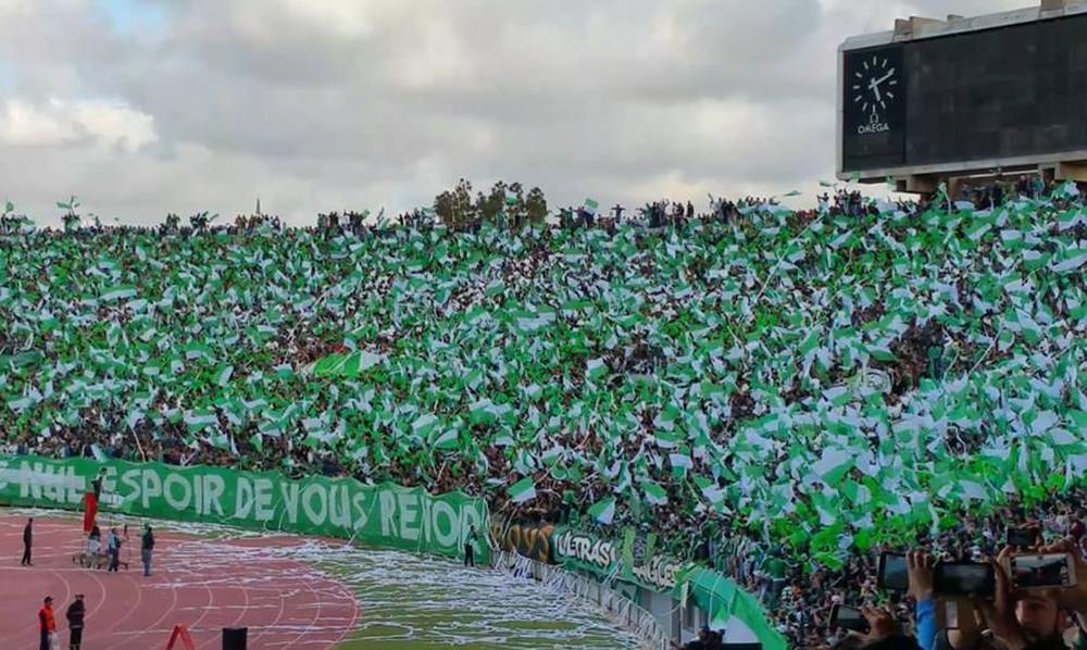 Πανικός στο Μαρόκο για τον τίτλο της Ράχα Καζαμπλάνκα (video)
