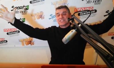 """Τρομερό ξέσπασμα Γεωργούντζου: """"Σοβαρέψου πια Αγαθοκλή, θα βυθίσεις το υπερωκεάνιο σαν τον Τιτανικό""""!!! (video) 8"""