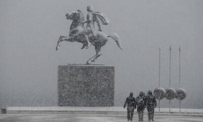 Έκτακτο δελτίο ΕΜΥ: Άσπρη η Ελλάδα από τη «Σοφία» - Έρχεται νέο σφοδρό κύμα κακοκαιρίας (pics) 8