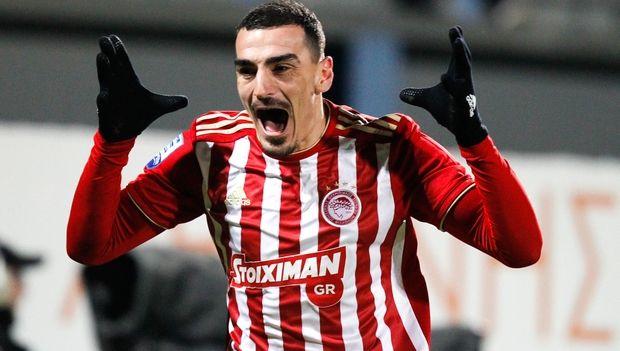 """Αστέρας – Ολυμπιακός 0-2: Φορτούνης και Λάζαρος υπέγραψαν εύκολα το """"διπλό""""!"""