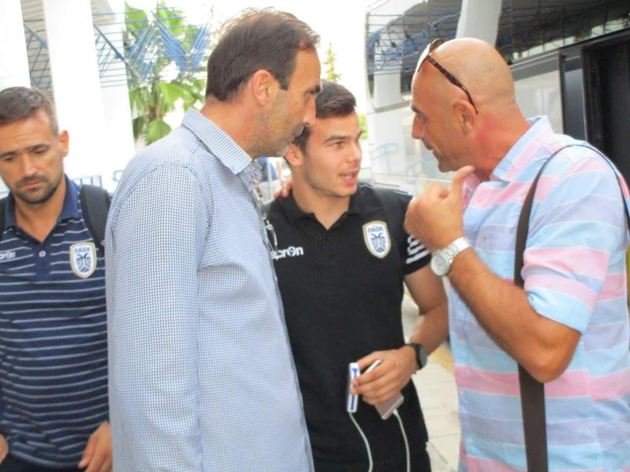 """Ψάχνει για προπονητή η Μάνη, πρόταση και """"ΟΧΙ"""" από Μαυρέα…"""