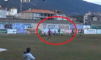 """Γιώργος Μουλιάτος στο """"Sport Sto Noto Radio"""": """"Δεν ακούμπησα την μπάλα, την έβγαλε ο αμυντικός..."""" (ΗΧΗΤΙΚΟ) 14"""