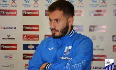 """Ο Νατσιόπουλος για το όριο των 25 ετών: """"Έστειλε 300 παίκτες στην ανεργία, ο Αυγενάκης...""""! 10"""