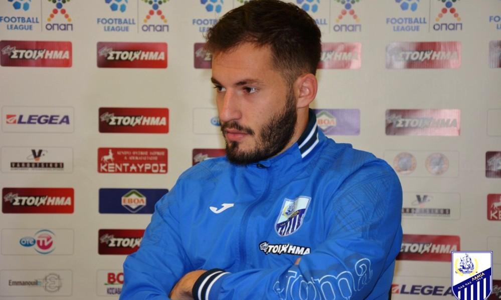 """Ο Νατσιόπουλος για το όριο των 25 ετών: """"Έστειλε 300 παίκτες στην ανεργία, ο Αυγενάκης…""""!"""