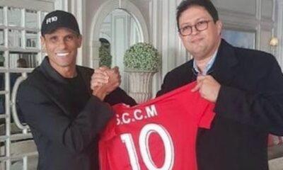 Μαροκινή ομάδα γ' κατηγορίας (!) ανακοίνωσε τον Ριβάλντο ως μέλος του τεχνικού επιτελείου... 6