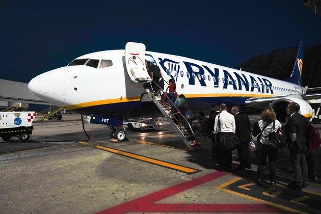 Ryanair: Χειρότερη αεροπορική εταιρεία για έκτη συνεχή χρονιά…