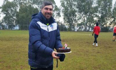 Χρόνια πολλά με τούρτα στην προπόνηση! 21