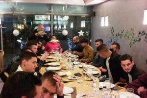 Το φλουρί στον… Μαντζούνη, στην κοπή της πίτας της Ένωσης Πελλάνας Καστορείου! (photos)