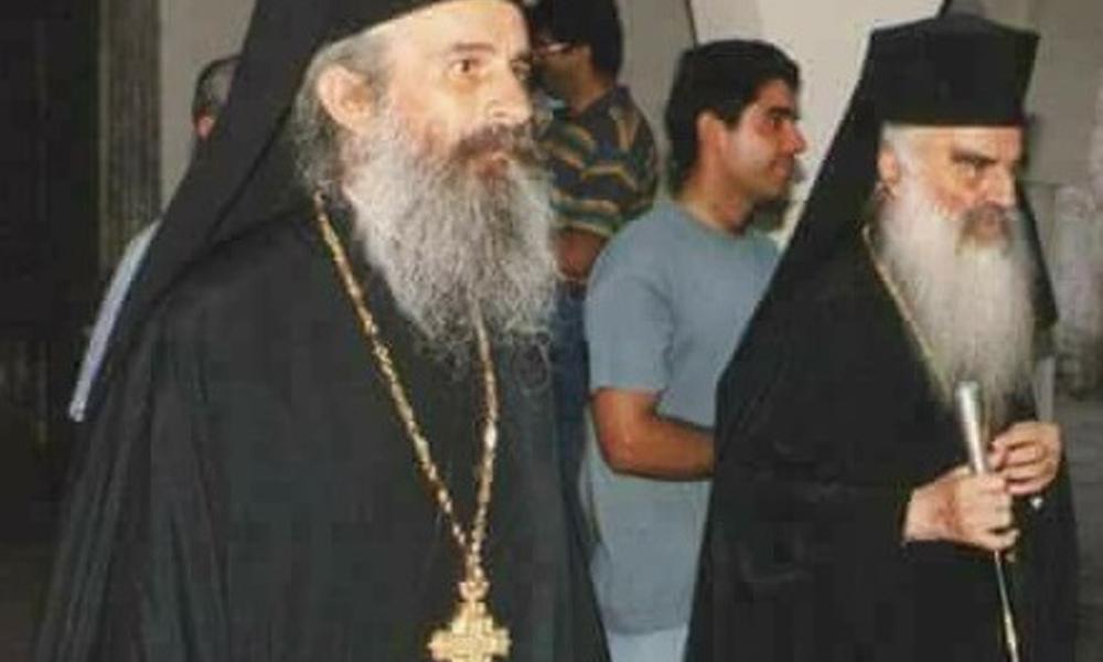 Πέθανε ο αρχιμανδρίτης της Ιεράς Μονής Βουλκάνου Πανάρετος Γεωργόπουλος!