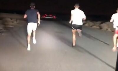 Τρέξιμο και στην έρημο για τον Ρονάλντο! (+video) 5